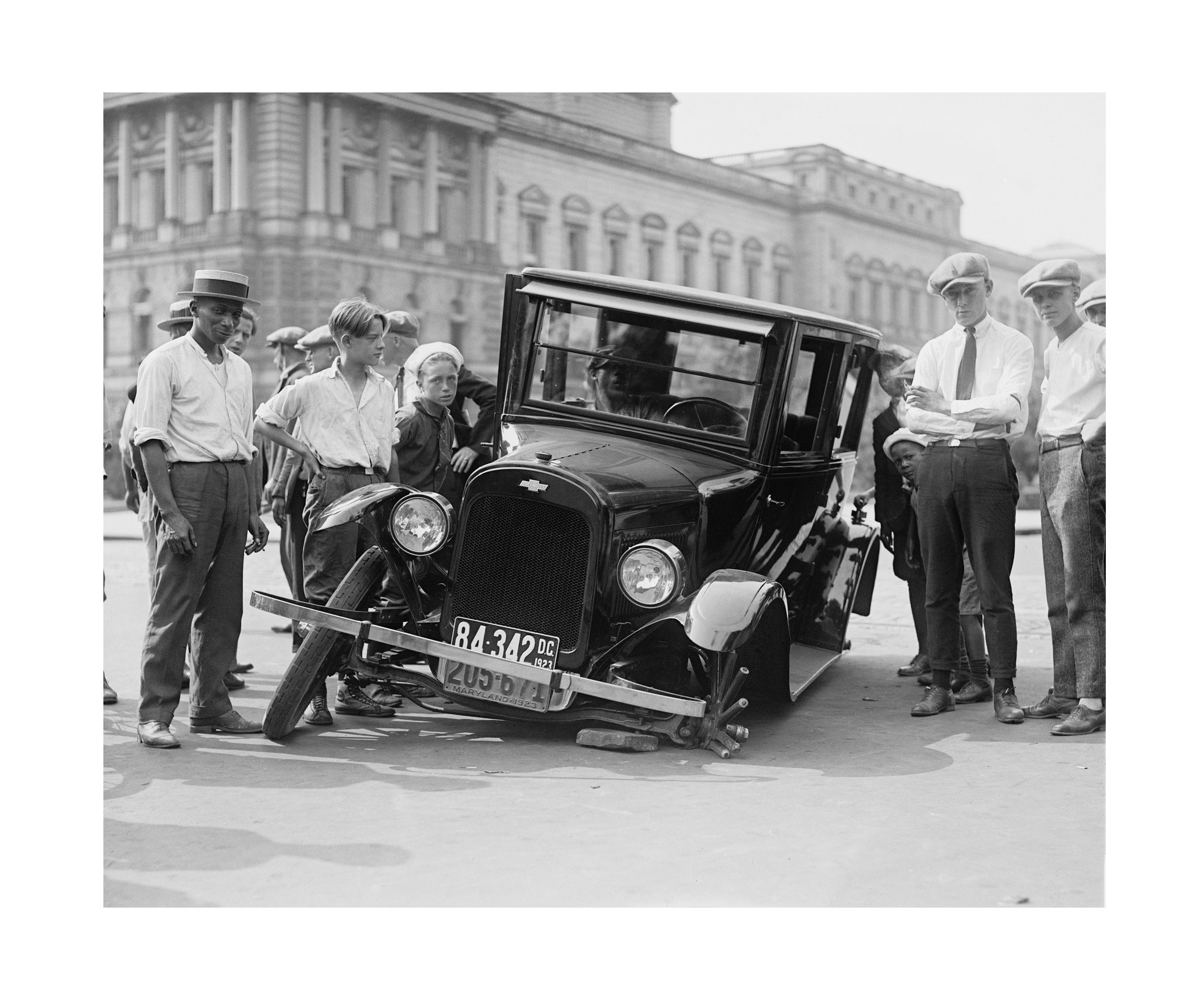 vintagecaraccident