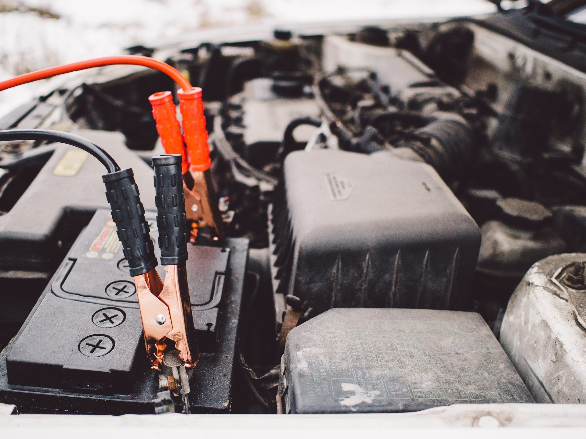 How To Check Your Car Battery With A Multimeter Driven 2