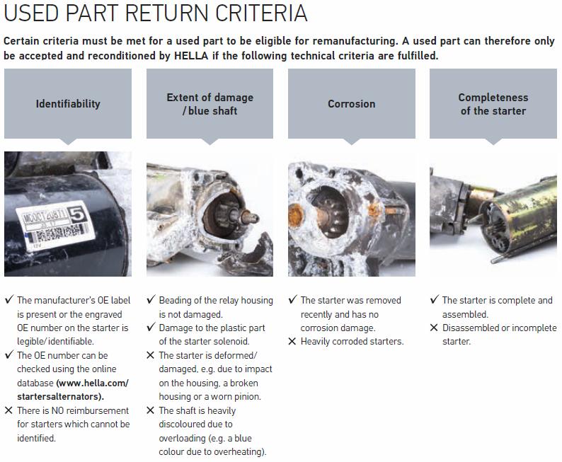 Hella cs1123 genuine oem starter motor wholesale price for Ebay motors shipping cost